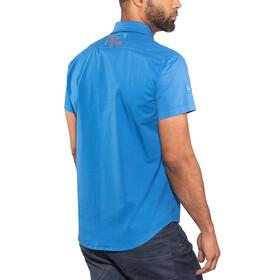 Nihil Cima Ovest Shirt Men Vista Blue